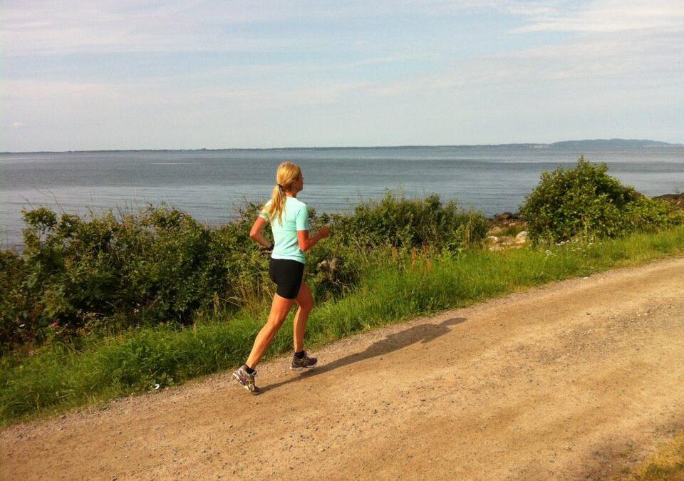 Språket och löpningen