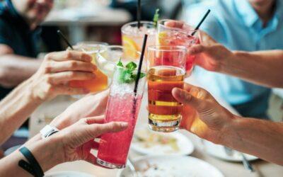 Nytt: Träning och alkohol
